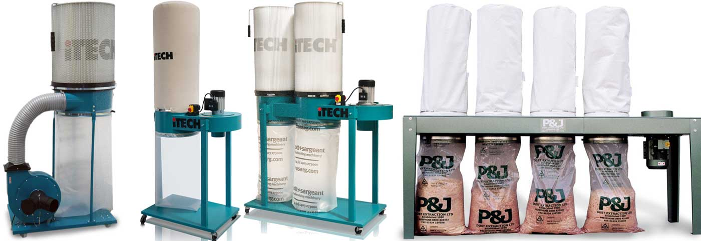 Dust Extractor Bag Systems