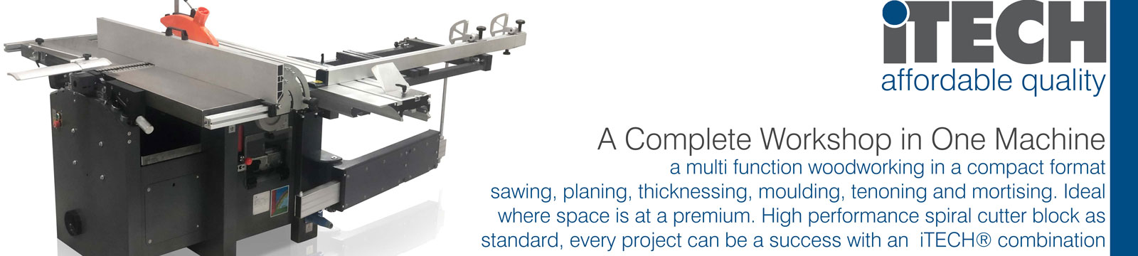 iTech Combination Machines