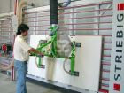 Manut LM Vaccum 0-80 Panel Lifter & Manipulator