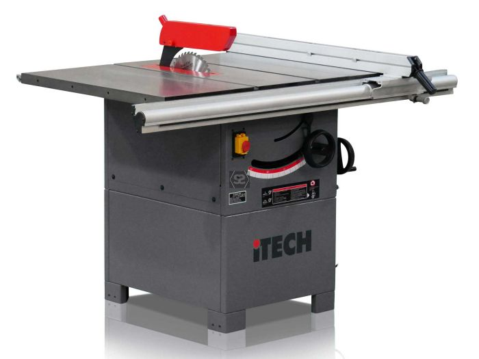 Itech 250mm Table Saw Bench Scott Sargeant Uk