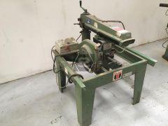 Used Wadkin BRA 350 Radial Arm Saw