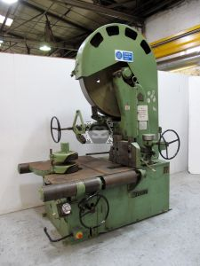 Used Stenner VHL 48 Resaw
