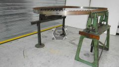 Wide Bandsaw Clamp Vice
