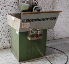 Used Weinig Rondamat 929 Profile Cutter Grinder