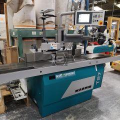 Martin T27 FleX Tilting Spindle Moulder