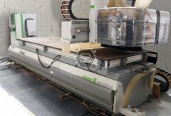Used Biesse Rover B4.40FT Flat Table CNC Router