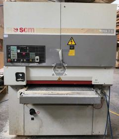 Used SCM Sandya 7/S M2 110 Wide Belt Sander