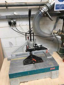 Used Hoffman MU2 Dovetail Jointing Machine