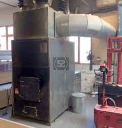 WWT WT15 Woodburner Workshop Heater