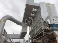 Used Moldow JHK 5D+l/C Dust Extraction System 2008