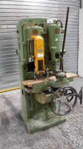 Used Robinson SLE Chain & Chisel Mortiser
