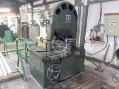 "Used Stenner VHM 36 3"" Resaw on Behalf of Client"