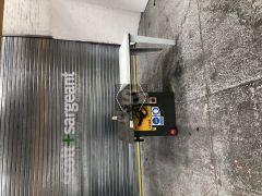 Sedgwick TA400 415v Saw