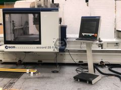 Used SCM Accord 25FXM CNC Router 2016