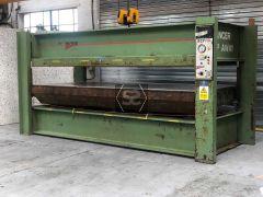 Used Italpresse Press SCF10 376x160cm