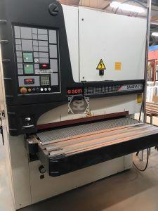 Used SCM Sandya 7 Wide Belt Sander