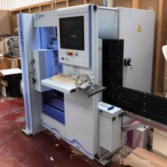 Used Weeke BHX050 CNC Drilling Machine