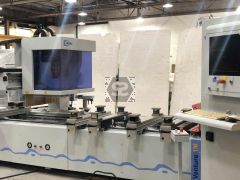 Used Weeke Venture 1 CNC Router 2010