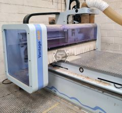 Used Weeke Vantage 43 CNC Router 2012