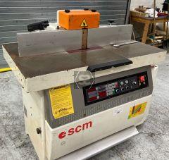 Used SCM T130E Spindle Moulder