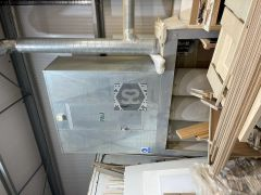 Used P&J 3 Bag Multi Filter Dust Extractor