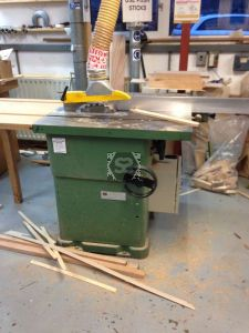 Used Wadkin AGS 350 Table Saw [as is]