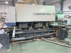 Used Weinig Unicontrol 10 Window Making Machine