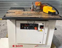 Used SCM M80 Edgebander for curved work