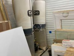 Used SIP 2 Bag Dust Extractor