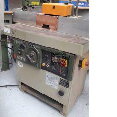 Used SCM T110 Spindle Moulder