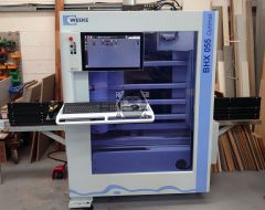 Used Weeke BHX055 CNC Machining Centre