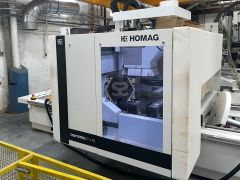 Used Homag Centateq 5 Axis CNC Router 2019