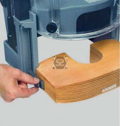 Aigner 3d Support  for 220mm Bowmould