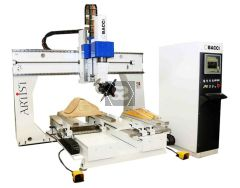 Paulino Bacci Master 6 Axis CNC Router