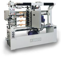 Bacci T4M Asymetric Copy Lathe