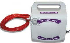 MiniPress Vacuum Bag Press Kit