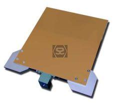 Electrically Heated Intermediate Platten 3500x1350