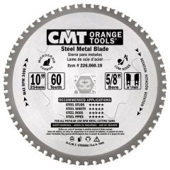 CMT 226 Saw Blade for Stainless Steel 190x1.8/1.4