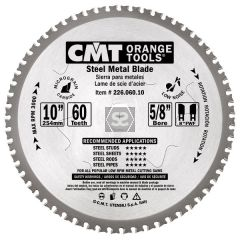 CMT 226 Saw Blade for Stainless Steel 355x2.2/1.8x