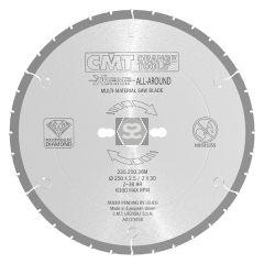 CMT 235 PCD Silent Saw Blade D=160x2.2 d=20 Z=20