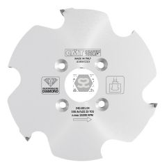 CMT TCT Blade for Lamello P System 100.4x7/4x22 Z6