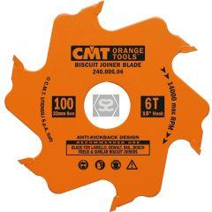 CMT 240 Sawblade Biscuit Jointer D=100 d=22 z=6