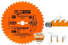 CMT 271 ITK Sawblade thin kerf Rip D=184 d=30 z=24