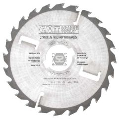 CMT 279 Sawblade multirip D=300 d=60 z=24+4 B=3.2