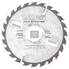 CMT 279 Sawblade multirip D=300 d=80 z=24+4 B=3.2