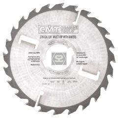 CMT 280 Sawblade multirip D=300 d=80 z=24+4 B=2.7