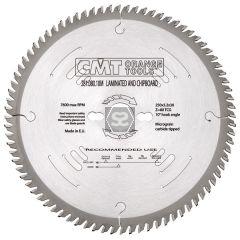 CMT 281 -ve Sawblade FFT D=250 d=30 z=60 B=3.2