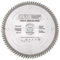 CMT 281 Sawblade TCG D=350 d=30 z=108 B=3.5