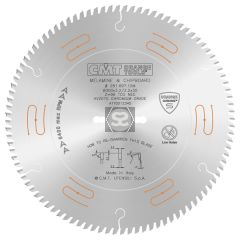 CMT 281 -ve Chrome Saw Blade  D=300 Z=96 d=30