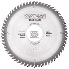 CMT 282 Sawblade TCG D=400 d=60 z=72 B=4.4